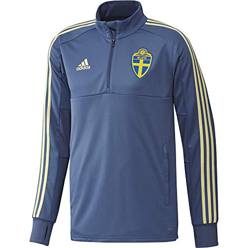 - adidas 2018-2019 Sweden Training Top (Trace Royal)