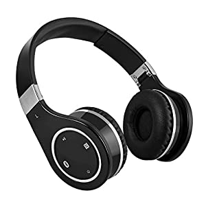 bluetooth headphones mixcder 872 on ear wireless comfortable ear. Black Bedroom Furniture Sets. Home Design Ideas