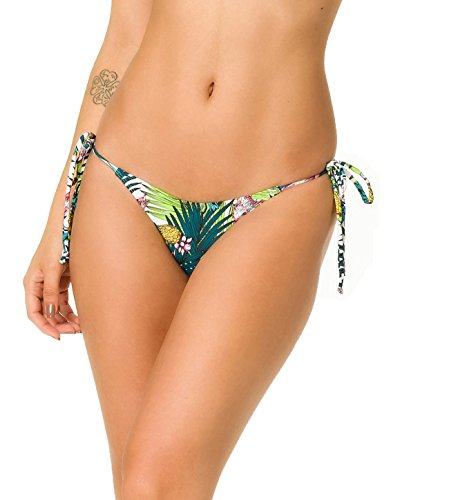 THE MESH KING COQUETA Brazilian Sexy Bikini Bottom Separates Swimwear Teeny Thong - Hawaii Shops Kings