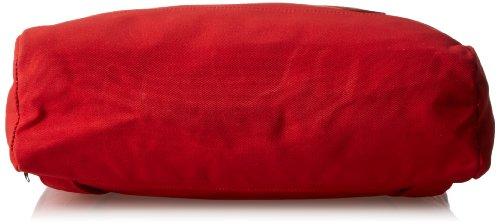 Fjällräven Totepack No.1 - Borse da spiaggia Donna, Blu (Blue Ridge), 24x36x45 cm (W x H L) Rosso (Red)