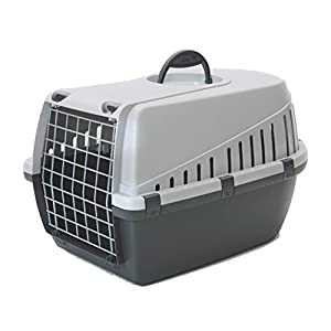 Savic Trotter 1 Pet Carrier (Dark Gray)