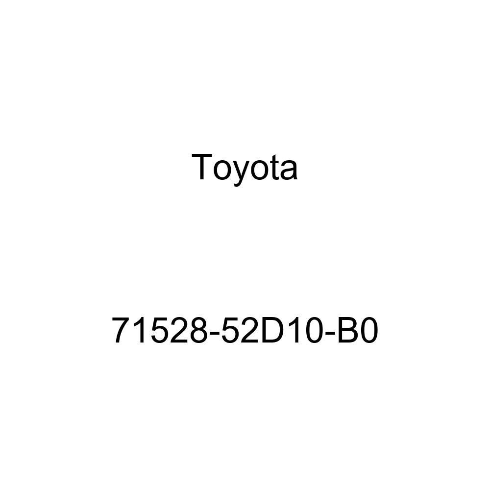 TOYOTA Genuine 71528-52D10-B0 Sear Cushion