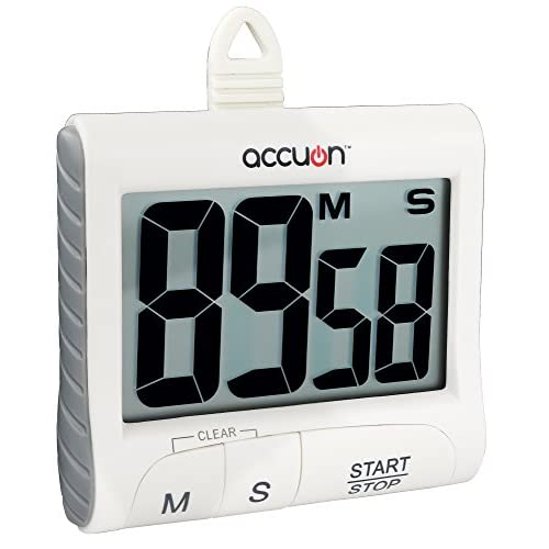 Accuon Electronic Jumbo Digit Countdown/Up Timer