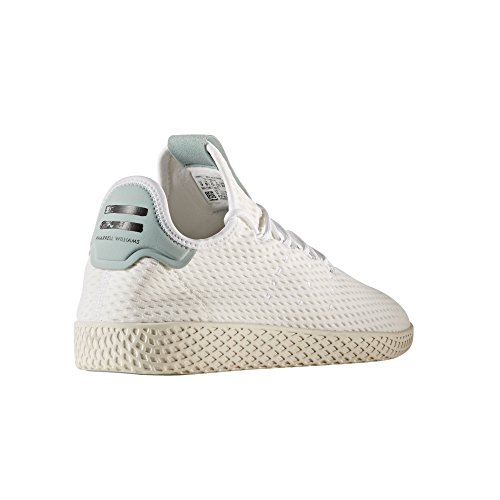 Fitness Pharrell de Hu W Baskets Sneaker Williams Mode Femme Tennis White Adidas Green PW Chaussures Yxq0FY8w