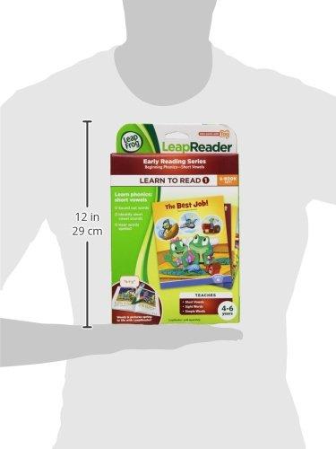 LeapFrog LeapReader Learn Read