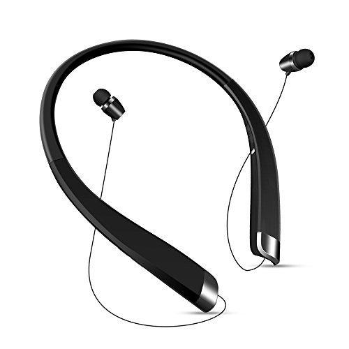 Bluetooth Headphones With Wire   Amazon Com Bluetooth Headphones Lghbs900 Wireless Stereo