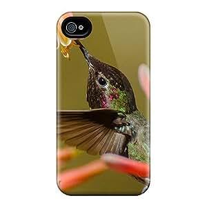 Iphone 4/4s Case Bumper Tpu Skin Cover For Beautiful Hummer Closeup Accessories