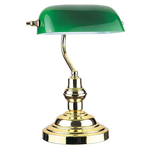 (RUDY Bankers Desk Lamp 15