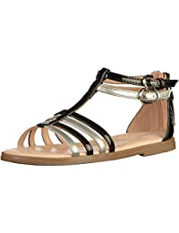Geox Girl's Karly D Flat Sandals