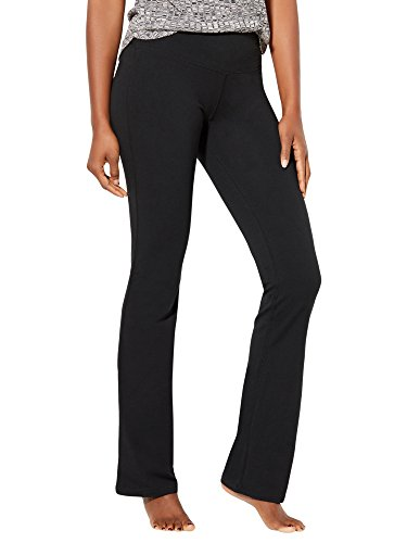 New York & Co. Women's Bootcut Yoga Pant - Tall Large Black