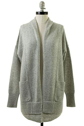 Brochu Walker - Women's Ferry Cardigan - Argent Grey Melange - M