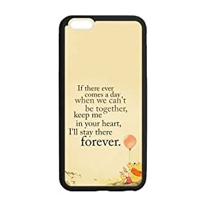 Customize TPU Gel Skin Case Cover for iphone 6+, iphone 6 plus Cover (5.5 inch), Winnie The Pooh