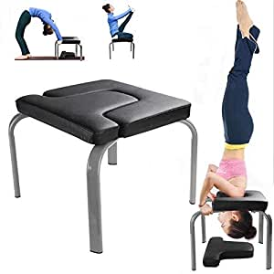 ZQQAZHH Silla para Ejercicios de Yoga Silla de Yoga ...