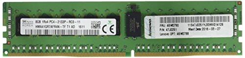 IBM 1 x 8GB DDR4 SDRAM 8 DDR4 2133 Motherboard DDR2 667 46W0788