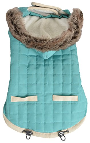 Animal Planet Puffy Jacket, Teal, small by Animal Planet (Image #1)