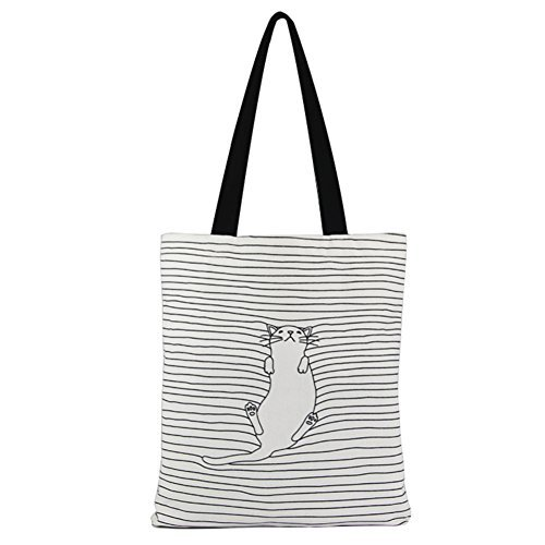 Eco Canvas Tote - 9