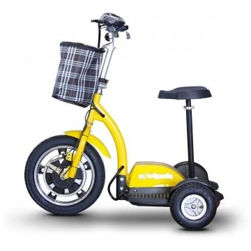 powerful E-Wheels Stand n Ride