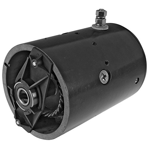 New Pump Motor For JS Barnes Monarch 12V MTE WAPSA DOUBLE-Ball Bearing MUE6201 MUE6301 MUE7004 MUE7006 2200478 2200727 2200776 2200820 2200849 by Parts Player