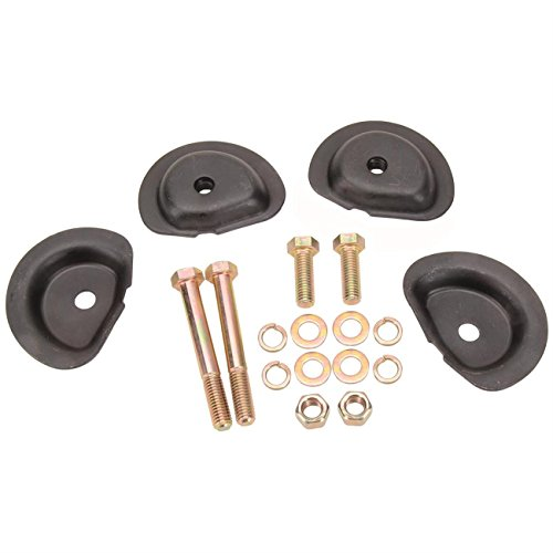 - 1964-1966 GM A-Body Rear Coil Spring Retainers Kit