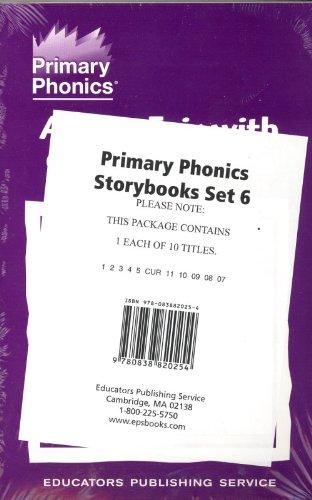 Primary Phonics Storybook Set 6