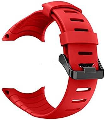 فور سوونتو كور - ريجينتيك سوار معصم ذكي من السيليكون - أحمر