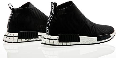 adidas NMD_Cs1 PK, Scarpe da Ginnastica Uomo, Nero Core Black/Ftwr White, 44 2/3 EU