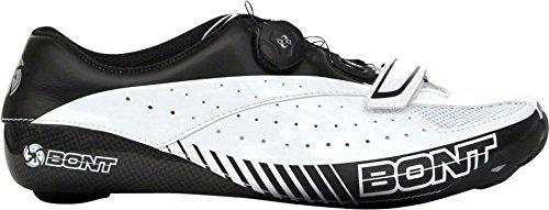 Bont Blitz Cycling Road Shoe: Euro 37 Wit / Zwart