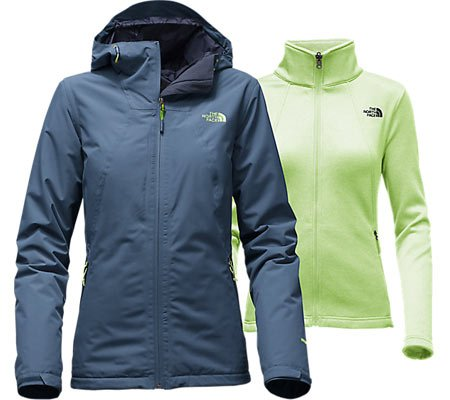 Amazon.com  The North Face Women s Highanddry Triclimate Jacket  Sports    Outdoors 7e7fd3d36