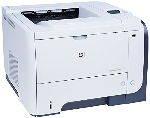 HP LaserJet P3015dn Printer - Black/Silver - CE528A by HP