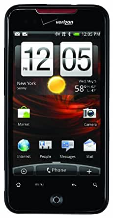HTC DROID Incredible, Black (Verizon Wireless)