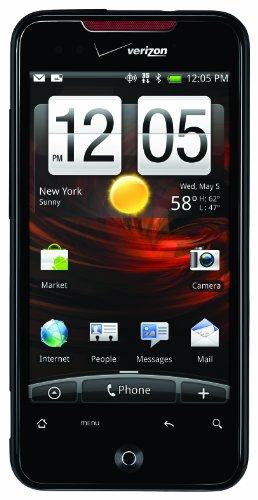 HTC DROID Incredible, Black (Verizon Wireless)