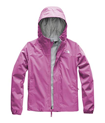 The North Face Kids Girl's Resolve Reflective Jacket (Little Kids/Big Kids) Wisteria Purple X-Small