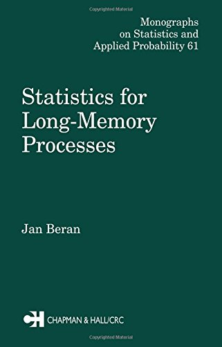 Statistics for Long-Memory Processes (Chapman & Hall/CRC Monographs on Statistics & Applied Probability)