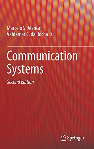 Communication Systems, 2nd Edition Front Cover