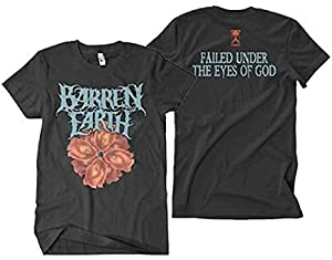 BARREN EARTH T SHIRT small