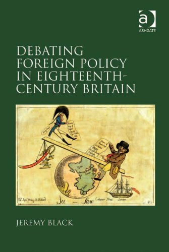 Debating Foreign Policy in Eighteenth-Century Britain Pdf