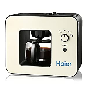 Haier Brew Automatic Coffee Makers 4 Cup : Great compact little machine that makes excellent coffee!