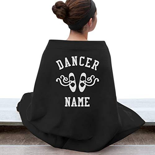 Custom Name Dancer Blanket: Gildan DryBlend Stadium Blanket