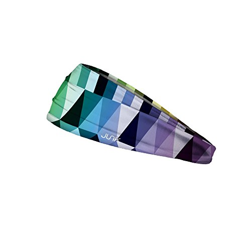 JUNK Brands Amadeus Big Bang Lite Headband, Multicolor, One Size