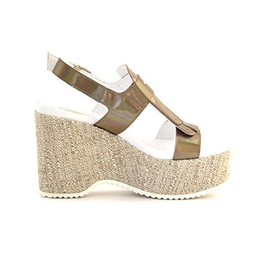 Jeannot - Zapatos de vestir para mujer beige beige