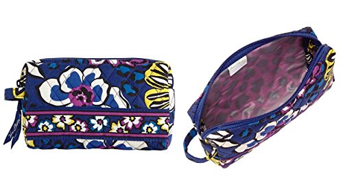 Vera Bradley Small Cosmetic (African Violet)