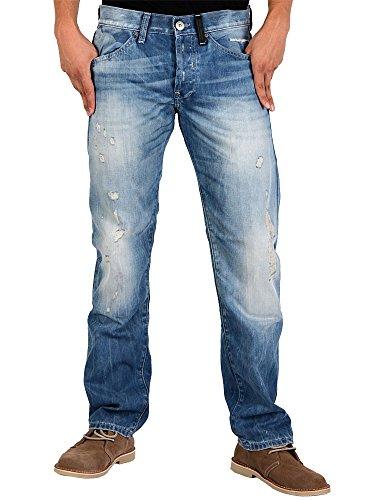 Freesoul - Herren Jeans - ONLY-TRANS-32W / 32L