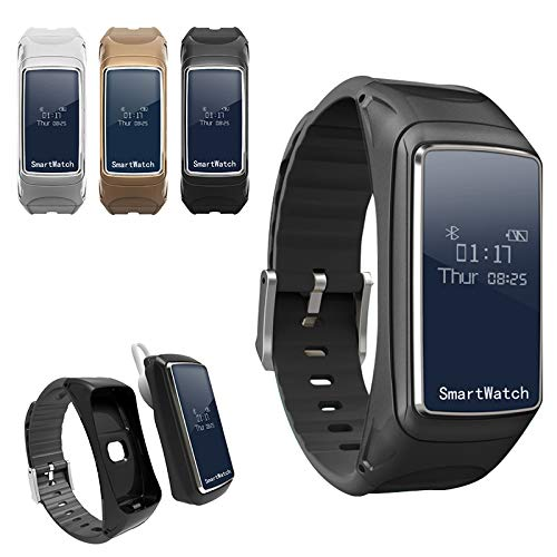 Amazon.com: twbbt Sports Fitness Watch with Bluetooth ...