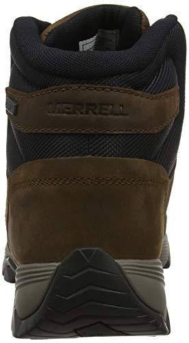 argilla Mid argillosa Coldpack Merrell Polar stivaletti Ice Stivali Waterproof classici marroni e 6TECqxw