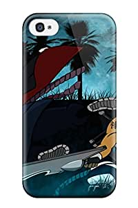Top Quality Protection Descargars De Naruto Shippuden Case Cover For Iphone 4/4s