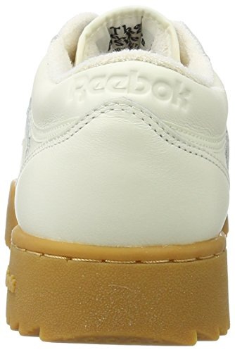 gum Chalk Black Clean Workout Reebok Gymnastique Chaussures Ripple Vint Beige Homme de Pz5Sqwxv5