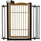 Amazon Com Richell 94134 One Touch 150 Pet Gate With