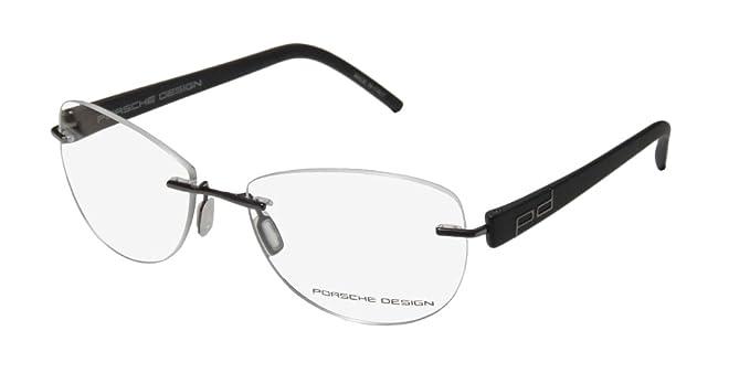 2cb878dc645 Porsche Design 8209 S1 Mens Womens Designer Rimless Eyeglasses Spectacles  (55-16