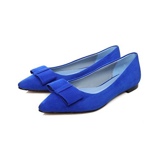 arcos señaló zapatos primavera en mujeres Moda C poco planos coreana de las zapatos los qYwW6H