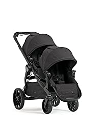 Baby Jogger 2017 City Select LUX Double Stroller (Granite) BOBEBE Online Baby Store From New York to Miami and Los Angeles